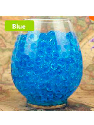 Picture of 20000 Pcs Soft Crystal Water Bullets Water Absorbent Beads Sea Balls