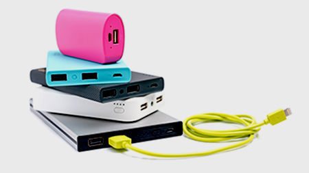 Picture for category Chargers, Batteries & Power Banks