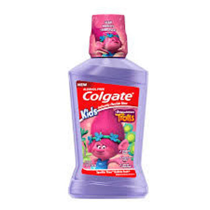 Picture of colgate kids  غرغرة