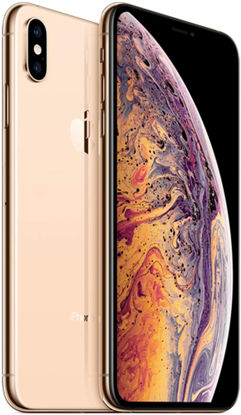 Picture of iphone Xs Max Arabic  256 - Gold - 1SIM