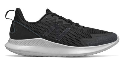 Picture of NB Performance Mens Shoes - MRYVLLB1 (Black with Orca)