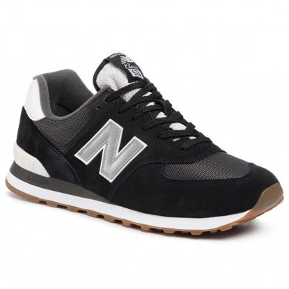 Picture of NB Lifestyle Mens Shoes - ML574SPT (black / white)