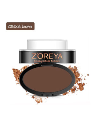 Picture of ZOERYA Eyebrow Make Up Long Lasting Chic Fashion Eye Makeup
