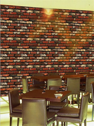 Picture of Wall Stickers Vivid Pastorale Style Home Decorative Wall Decals With Glue