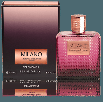 Picture of Milano for Women - Eau De Parfum 100ml