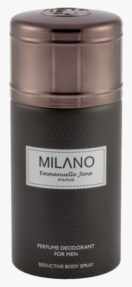 Picture of Milano for Men - Perfume Deodorant Spray 250ml