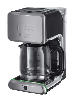 Picture of Russell Hobbs 20180 Liquid Filter Coffee Machine, Silver