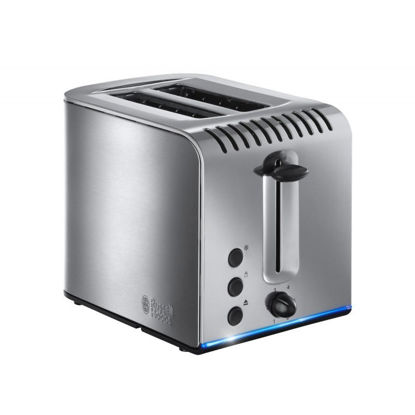 Picture of Russell Hobbs 2-Slice Allen Stainless Toaster RH-20740 / Easy breakfast resolution