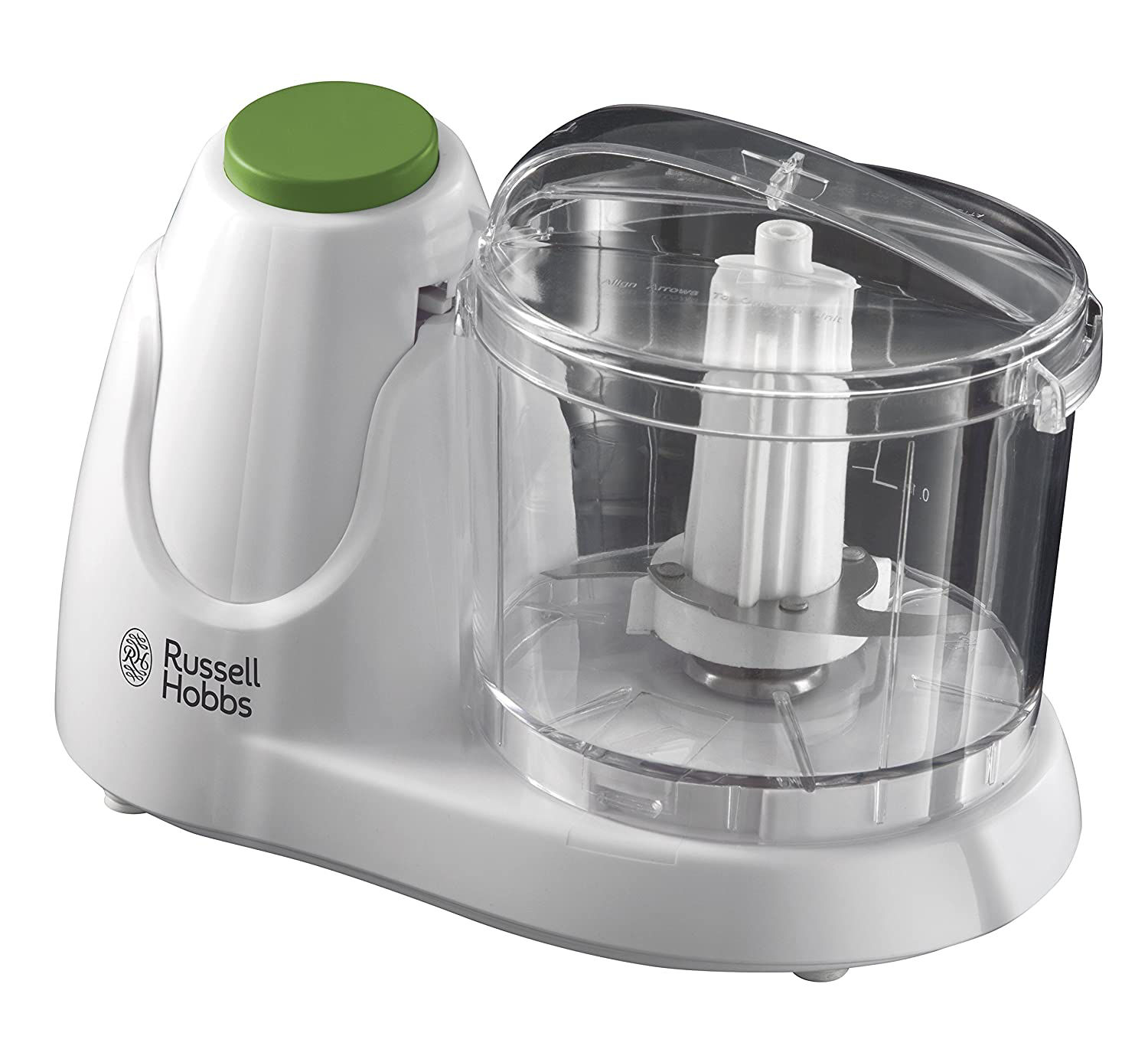 Picture of Russell Hobbs Mini Chopper 22220, 130 W - White