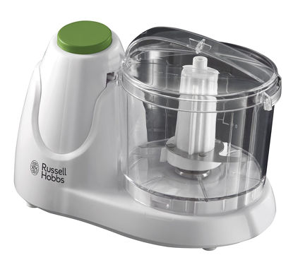 صورة Russell Hobbs Mini Chopper 22220, 130 W - White