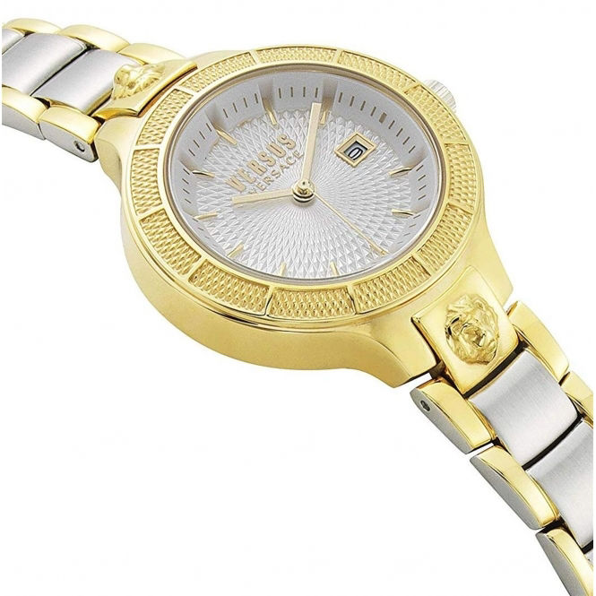صورة Versus Versace VSP1T0819 Women's Claremont Two Tone Wristwatch