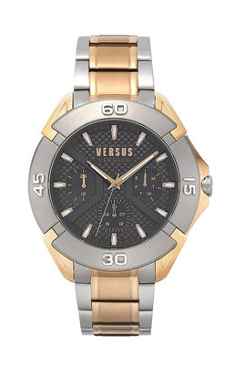 Picture of Versus Analog Grey Dial Men's Watch-VSP1W0819