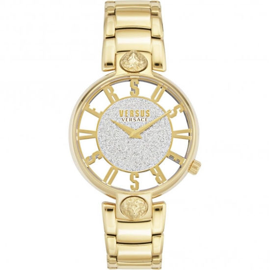 Picture of Versus Versace VSP491419 Women's Kirstenhof Gold Tone Wristwatch