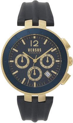 Picture of Versus Versace Mens Logo Gent Chrono Watch VSP762218