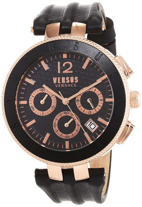 Picture of Versus Analog Black Dial Men's Watch-VSP762318
