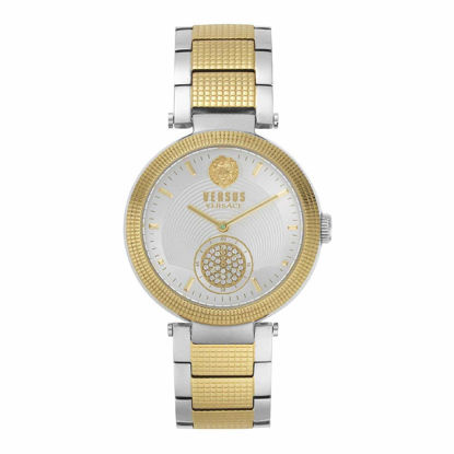 Picture of Versus Analog Silver Dial Women's Watch-VSP791518