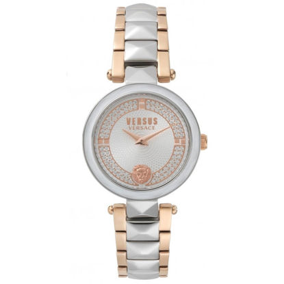 Picture of Versus Versace VSPCD2517 Women's Two Tone Covent Garden Wristwatch