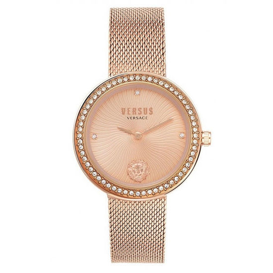 Picture of Versus Versace VSPEN0919 Women's Lea Rose Gold Tone Wristwatch
