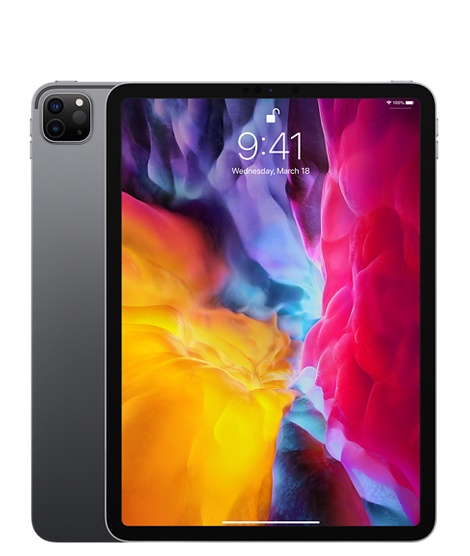 """Picture of iPad Pro 12.9"""" (4th generation 2020)Wi-Fi + Cellular"""