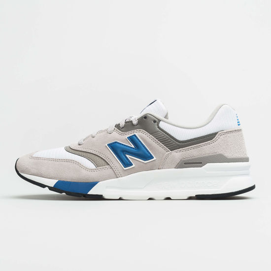 Picture of NB Lifestyle Mens Shoes - CM997HEY (Grey /Blue)