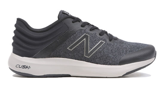Picture of NB Performance Mens Shoes - MARLXCR1 (Black with Magnet & Dark Silver Metallic)