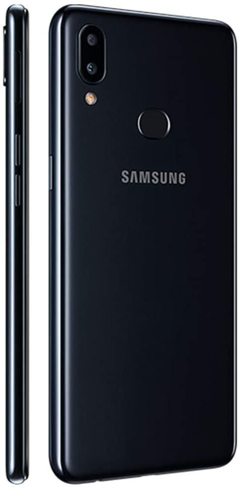 Picture of Samsung Galaxy A10S A107M 32GB Unlocked GSM DUOS Phone w/ Dual 13MP & 2MP Camera – Black