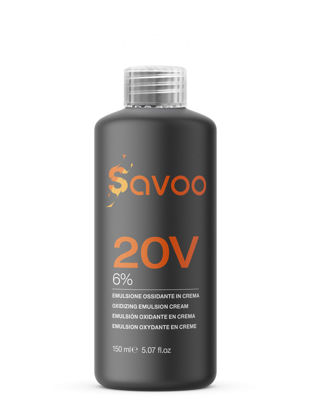 Picture of SAVOO Oxidizing Cream 20 Vol 6% 150ml