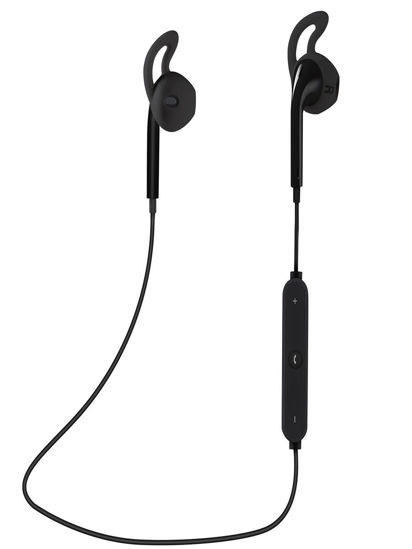 Picture of Headphone Stereo Music Sports Wireless Mini Bluetooth V4.0 Portable Headset-Black -