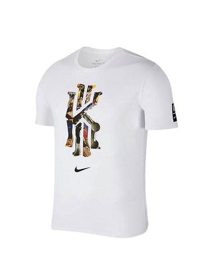 Picture of Nike Men's T-Shirt Fashion Casual Breathable Sports Style Short Sleeve Top - Size: M