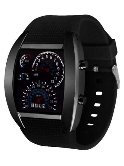 Picture of Men's Watch Design Chic LED Business Style Sporty Accessory - Size: One Size