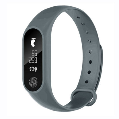 Picture of Smart Watch M2 Bluetooth 4.0 Multi-function Fitness Watch Accessory - Size: One Size