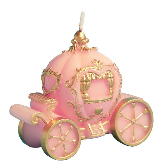 Picture of One Piece Candle Creative Wedding Celebration Carriage Home Accessory - Size: One Size
