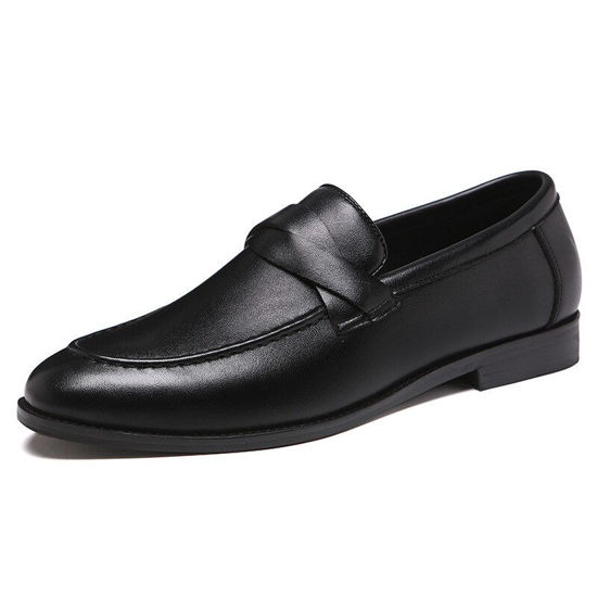 Picture of Men's Loafers Flat Breathable Light Anti-Skidding Shoes - Size: 46