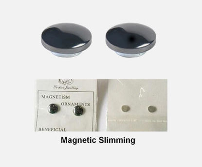 Picture of 1 Pair Magnetic Ear Stickers Fat Burning High Quality