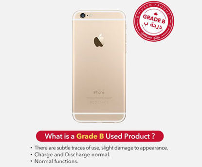 Picture of [Used Products][Grade B]Apple iPhone 6 With Facetime Mobile Phone 4G Lite - Size: Type:UK