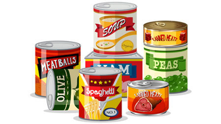 Picture for category Canned food