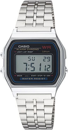 Picture of Casio A159W-N1DF Classic Digital Bracelet Watch