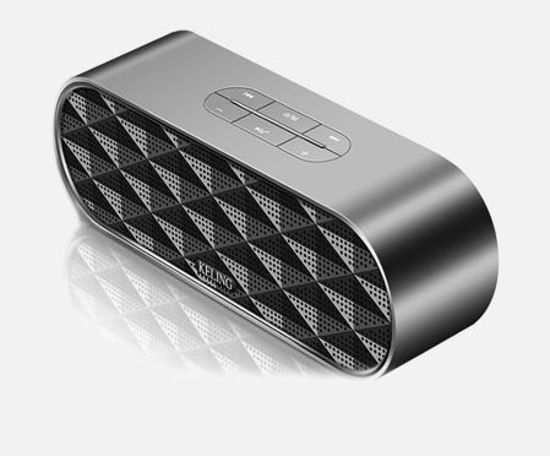 Picture of Bluetooth Wireless Speaker Portable Heavy Bass Subwoofer -