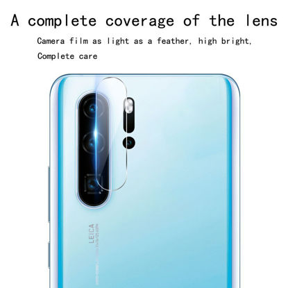 Picture of Huawei P30P30 ProP20P20 Pro Camera Tempered Glass Film Transparent HD Screen Protector - Huawei P30