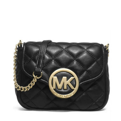 Picture of Michael Kors Women's Crossbody Bag Fashion Plaid Solid Color Shoulder Bag - One Size