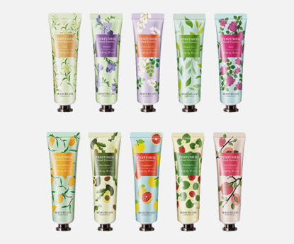 Picture of 10 Pcs Hand Care Flower Fragrance Moisturizing Smooth Hand Essence