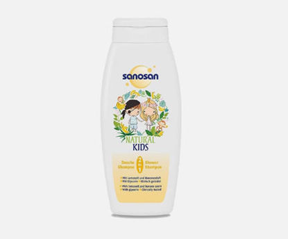 صورة Bath and shampoo sanosan