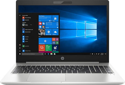 "Picture of HP ProBook 450 G6 15.6"" LCD Notebook - Intel Core i7 (8th Gen) i7-8565U Quad-core (4 Core) 1.80 GHz - 16 GB DDR4 SDRAM - 256 GB SSD - Windows 10 Pro 64-bit- 1920 x 1080"