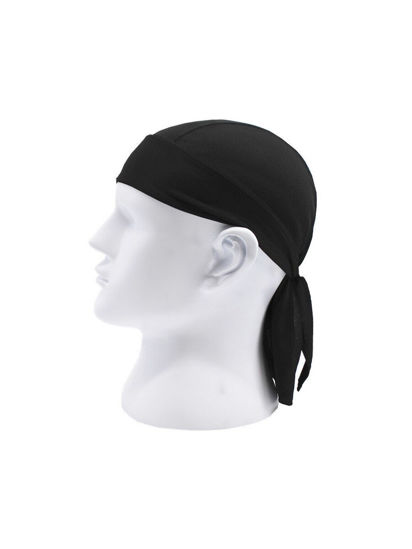Picture of Men's Outdoor Sports Accessory Quick Drying Breathable Fashion Soft  Hat - One Size