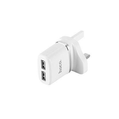 Picture of Wall Charger (without Cable) Hoco C12B