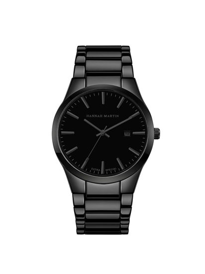 Picture of Men's Quartz Watch High Quality Classic Waterproof Watch Accessory - One Size