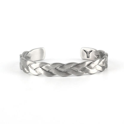 صورة Men's Bracelet All Match Simple Design Fashion Accessory - Free