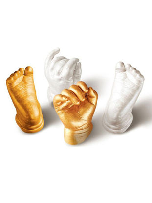 Picture of Baby's Hand/Foot Mold Powder Simple Creative Style Durable Funny Baby Product - One Size