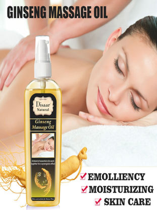 Picture of 1 pc Body Massage Oil Massage Scraping Essential Oil