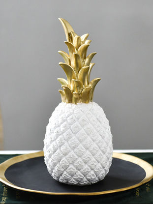 Picture of 1 Pc Pineapple Display Modern Nordic Style Home Ornament - L